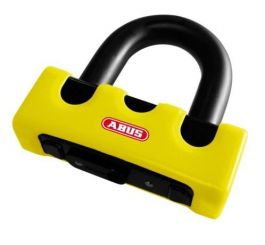 ABUS Granit 67 Power XS Basic Schijfremslot ART 4 - Geel