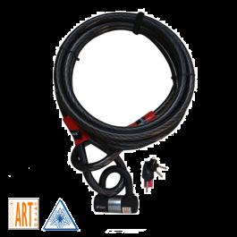 Doublelock Beast Kabelslot ART & VBV - 20mm x 5 Meter