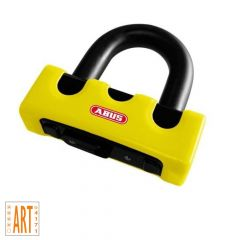 Abus Granit 67 Power XS Basic ART 4 Yellow