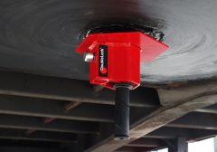 DoubleLock Kingpin Lock RED SCM - SCM goedgekeurd klasse zwaar