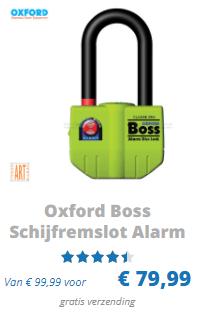Oxford Boss Alarm ART 4