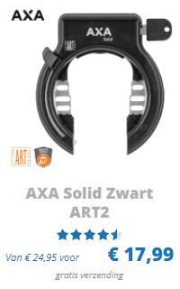 AXA Solid ART 2 zwart
