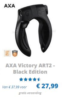 AXA Victory ART 2 zwart