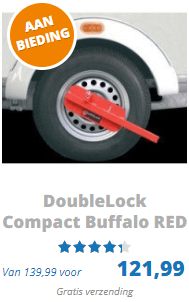 Doublelock Compact buffalo SCM goedgekeurd