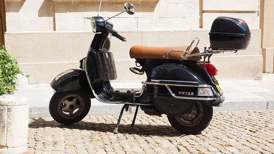 Hoe kan je je scooter beveiligen
