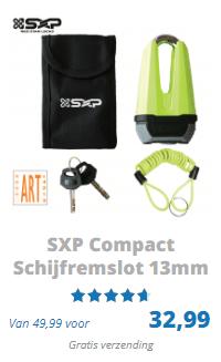 SXP Compact Schijfremslot ART4