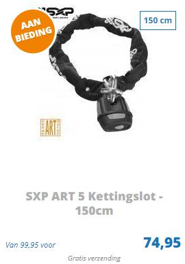 SXP ART 5 kettingslot - 150 cm