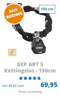 SXP ART 5 kettingslot 150 cm