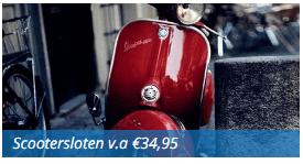 Scooterslot kopen